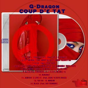 G-Dragon COUP DE TAT