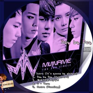 Myname 3rdシングル - Day by Day★