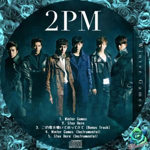 2PM Winter Games 5曲バージョン