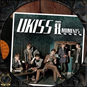 U-Kiss 8th ミニアルバム - Moments汎用