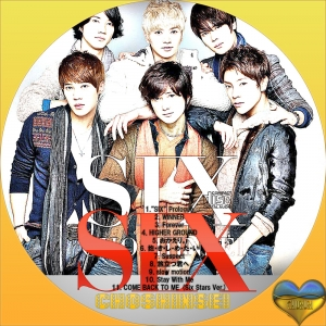 SIX 超新星 11曲