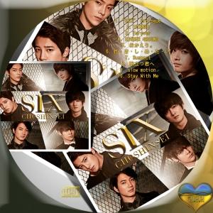 SIX(初回盤)