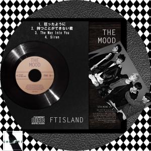 FTISLAND 5thミニアルバム - The Mood (韓国盤)