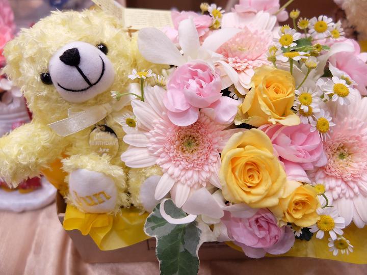 日比谷花壇 誕生日ギフト