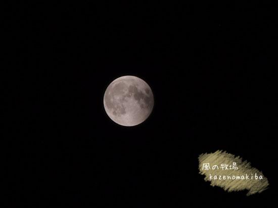 皆既月食RAW撮影