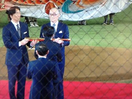 5052013長嶋松井国民栄誉賞S1