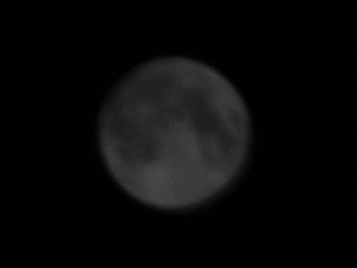 2013年9月19日は中秋の名月で満月