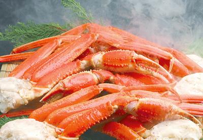 安くてボリューム満点なズワイ蟹