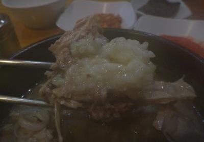 高麗参鶏湯8