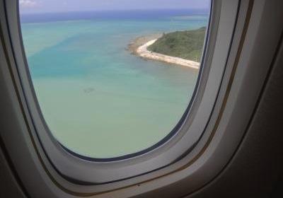 ANA995便 沖縄便1