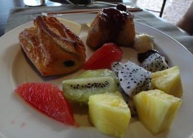 リッツ沖縄朝食2