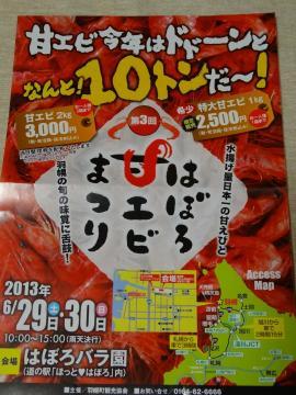 2013 はぼろえびまつり (2)