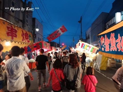 2013 羽幌神社祭(1)