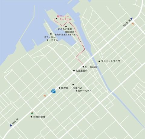 20130907 きたる地図