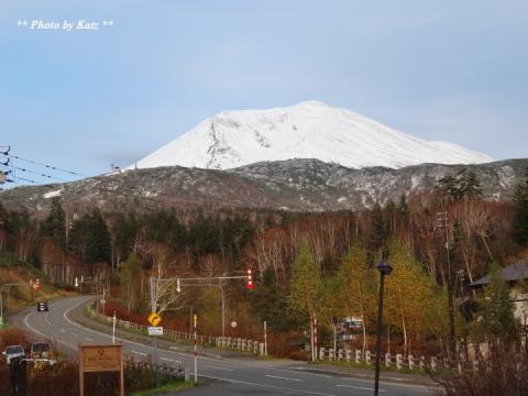 ~旭岳風景 (1)