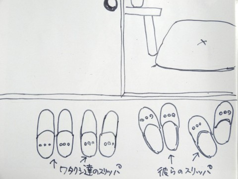 201311 旅館にて (1)
