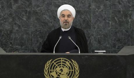ロウハニイラン大統領2