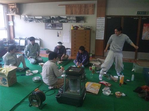 2013.冨士神社例祭準備