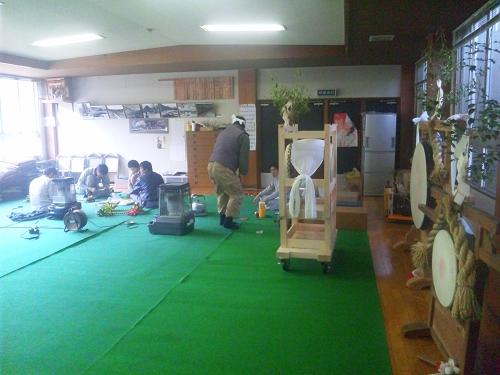 2013.冨士神社例祭準備 (5)
