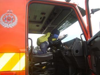 消防車−2