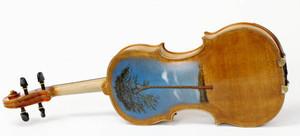 津波バイオリン