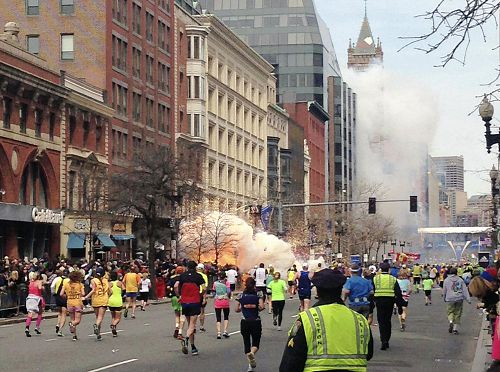 ボストンマラソン爆破テロ
