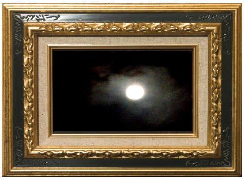額縁絵画ー40001-2