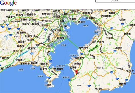千葉県富津市湊1247 浅間山運動公園テニスコート - Google マップ0001