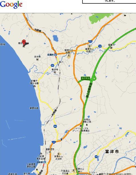 東京湾観音 - Google マップ0001