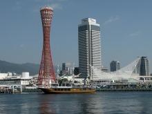 晴れ時々CB   ver.2-神戸港