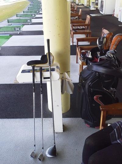20131124ゴルフ練習