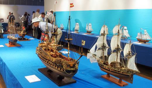 第32回木製帆船模型作品集展-1