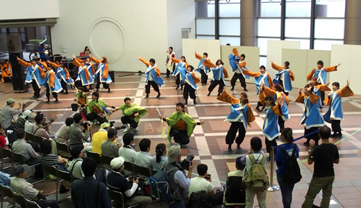 神戸よさこい祭2014-1