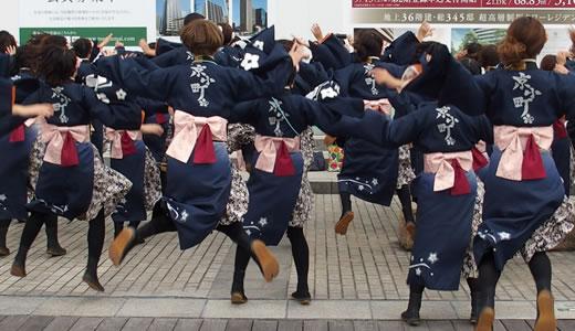 神戸よさこい祭2014(2)-3