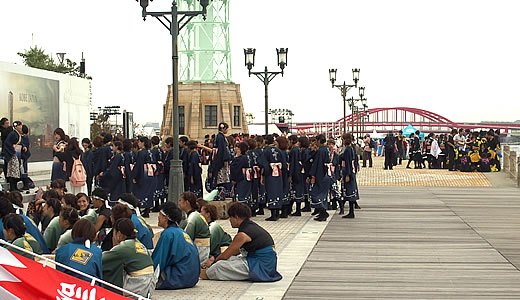 神戸よさこい祭2014(2)-4