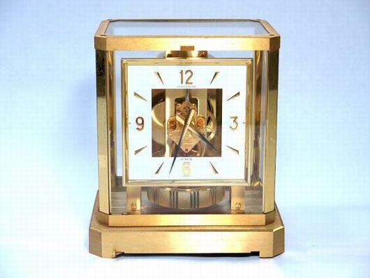 置時計 ジャガールクルト