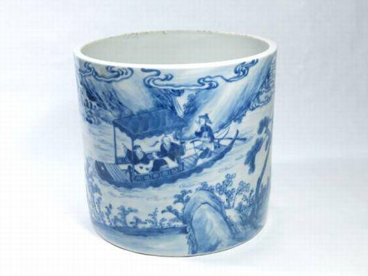 火鉢 中国 大清道光年製