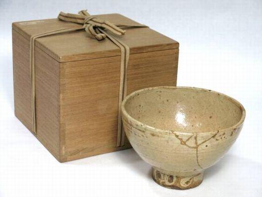 茶道具 さざれ石 呉器茶碗