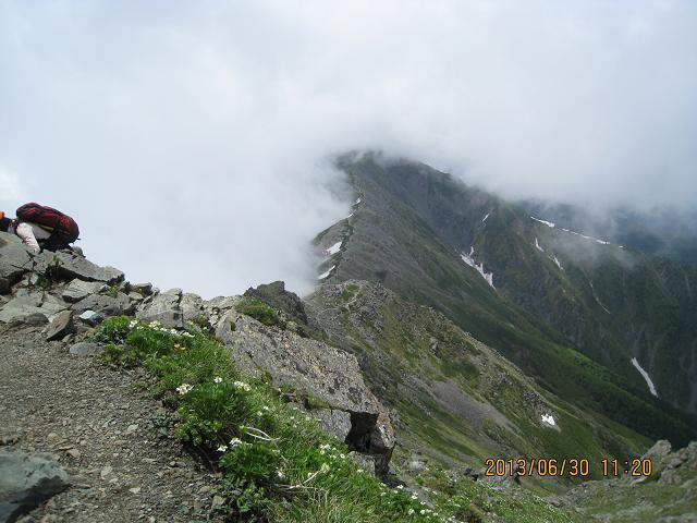 北岳 043