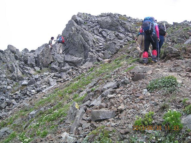 北岳 045