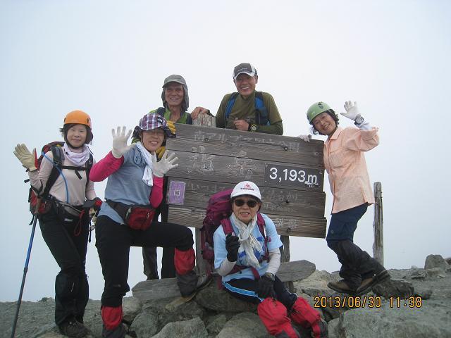 北岳 046