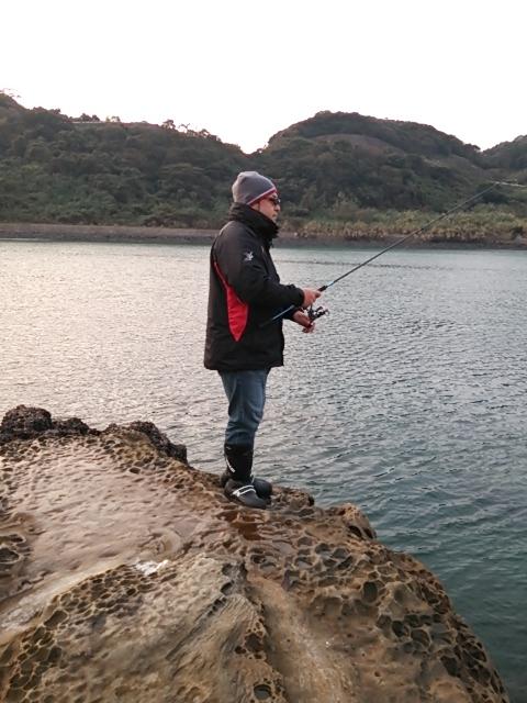 鷹島エギング7