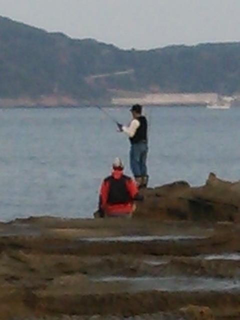 鷹島エギング4
