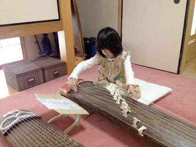子供お琴教室 体験