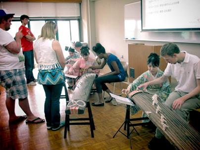 留学生のための日本文化ワークショップ