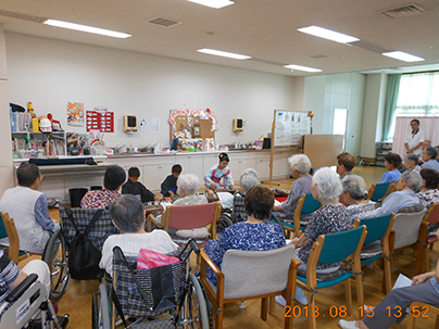 お琴教室八王子ボランティア演奏