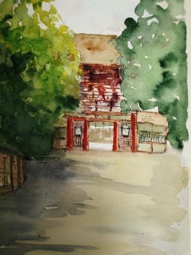 下鴨神社 正門