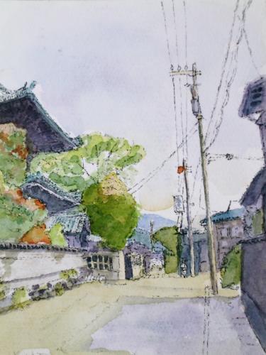 京都 嵯峨野 清涼