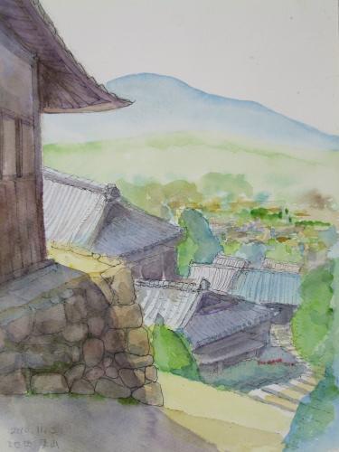 池田 東山