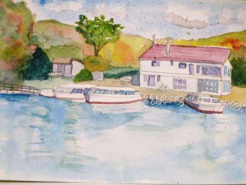 大沼ボートハウス